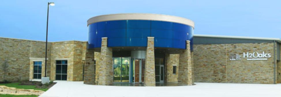 the h2oaks center in sa